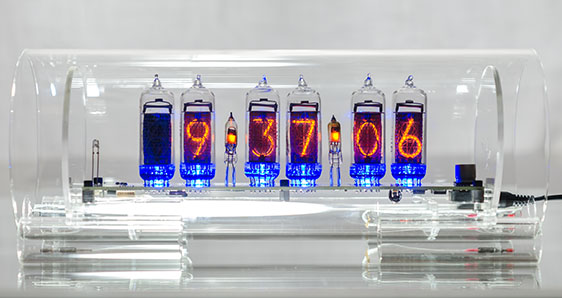 Nixie Tube Circuit